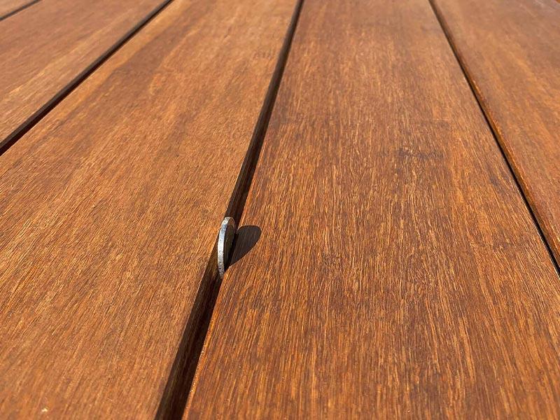 Bamboe buiten parket - bamboe vlonder - Avalon Parket