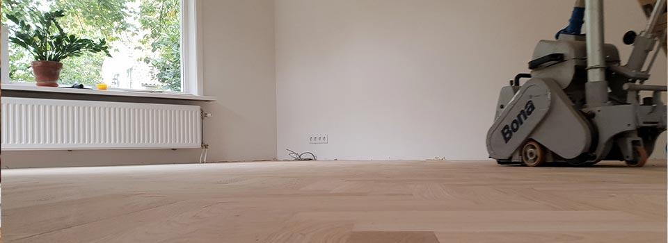 Reparatie van houten vloeren - onderhoud - Keuzeveld - Avalon Parket